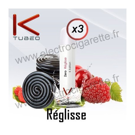 Réglisse - K-Collection - Ktubeo