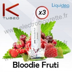 Bloodie Fruti - Liquideo - Ktubeo - Blanche