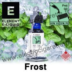 Frost - Element E-Liquid