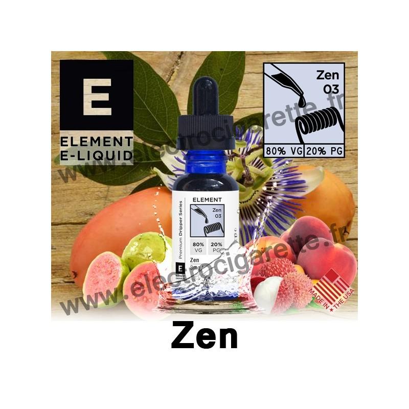 Zen - Element E-Liquid