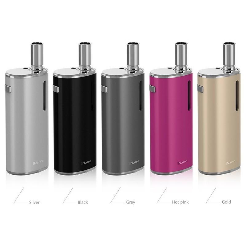 Kit iNano Eleaf Noir 650 mAh – Mini cigarette électronique