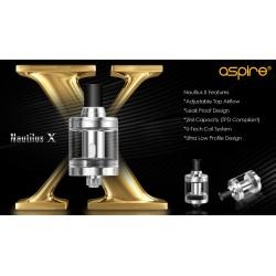 Nautilus X - Aspire