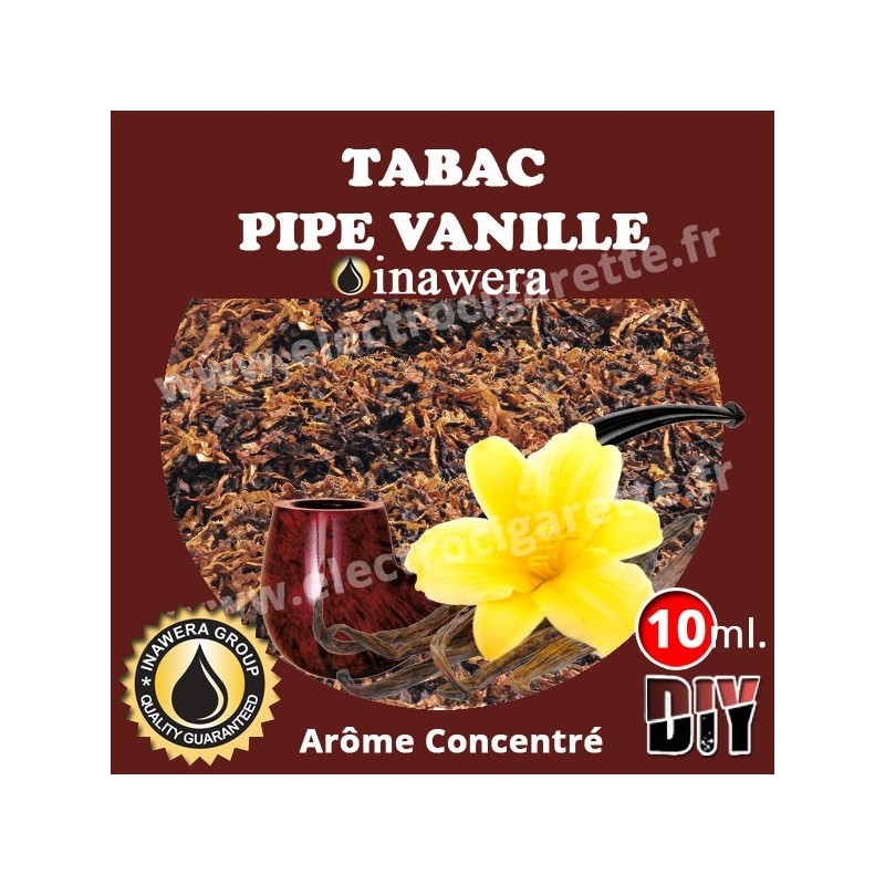 Tabac Pipe Vanille - Inawera