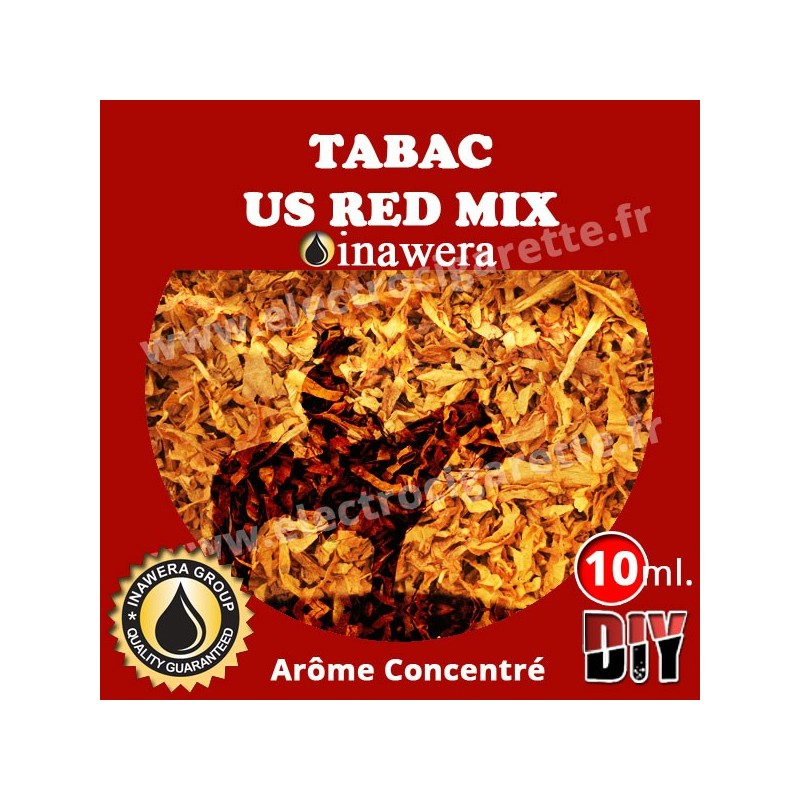 Tabac US Red Mix - Inawera