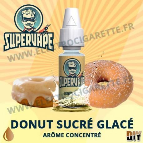 Donut Sucré Glacé - Supervape