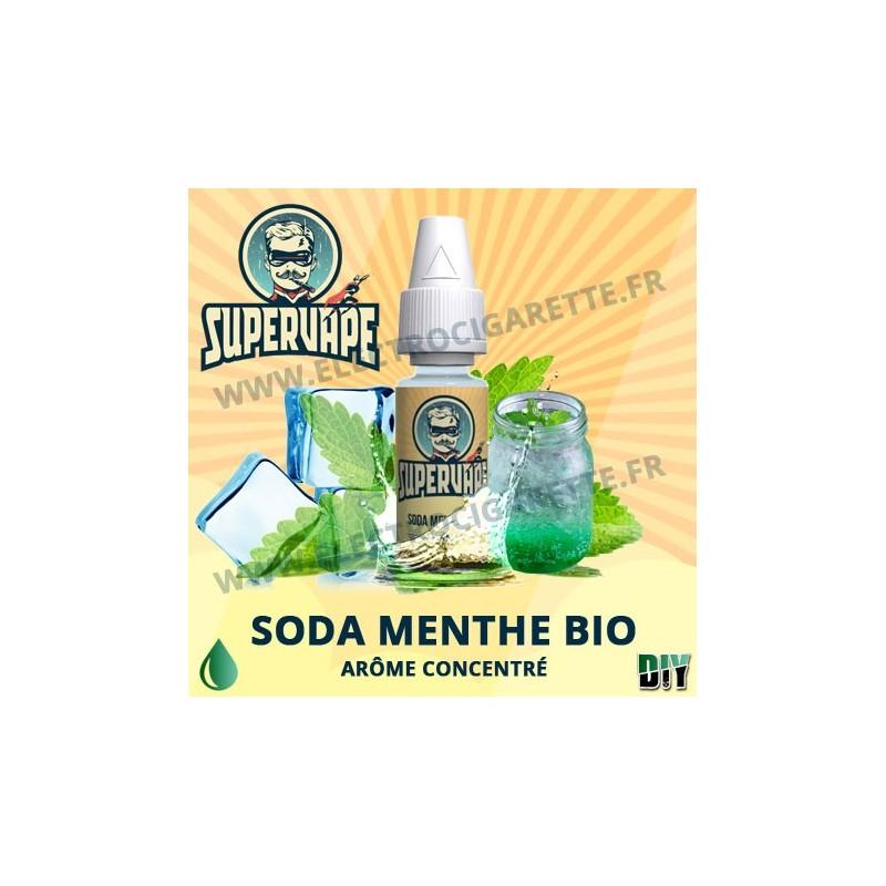 Soda Menthe Bio - Supervape