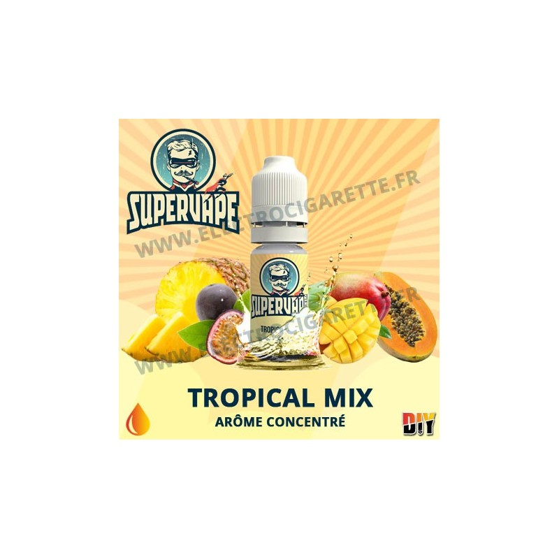 Tropical Mix - Supervape