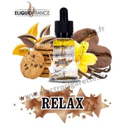 Relax - Premium - EliquidFrance