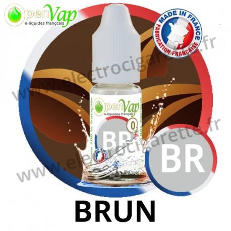 Tabac Brun - OpenVap