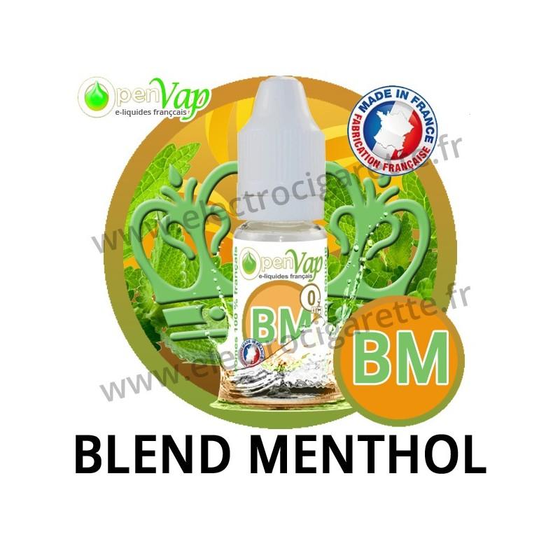 Blend Menthol - OpenVap