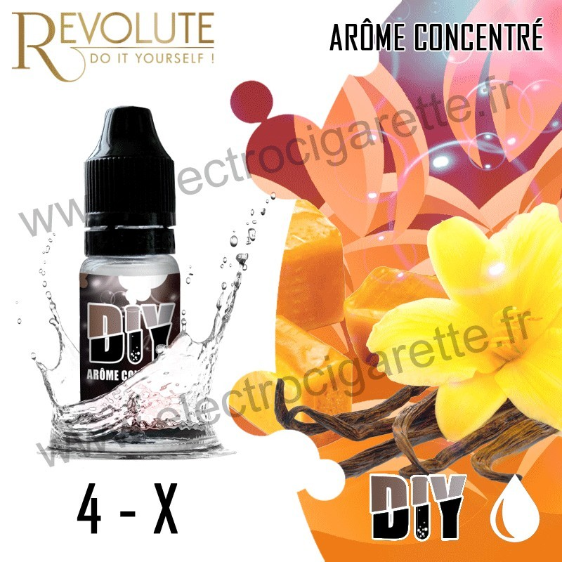 4-X - REVOLUTE - Arôme concentré