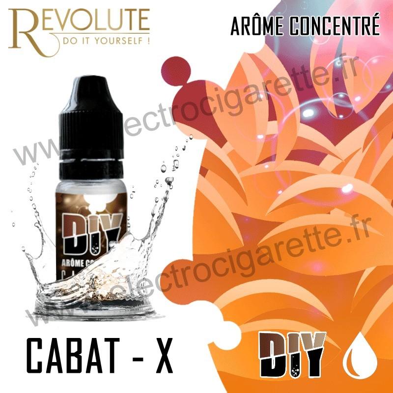 Cabat-X - REVOLUTE - Arôme concentré