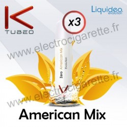 American Mix - Liquideo - Ktubeo - Blanche