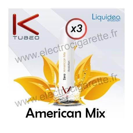 American Mix - Liquideo - Ktubeo - Blanche