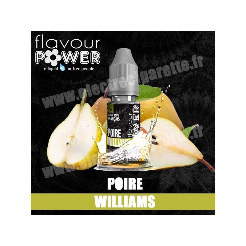 Poire Williams - Flavour Power