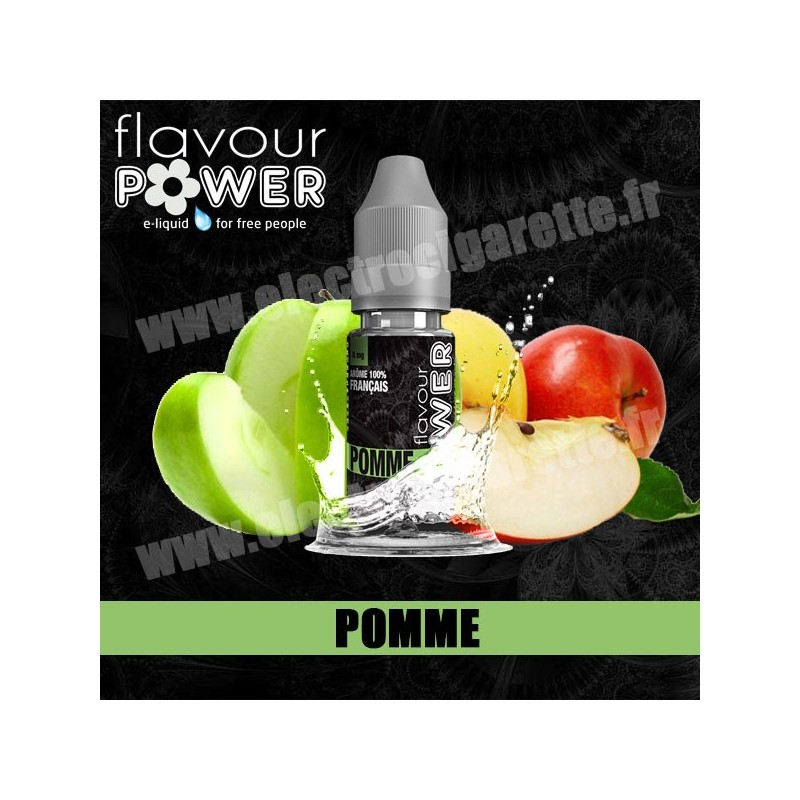 Pomme - Flavour Power