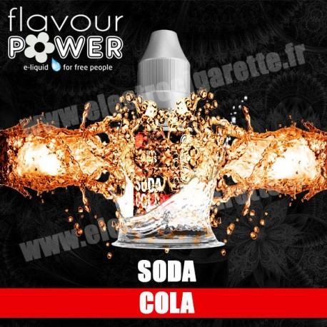 Soda Cola - Flavour Power