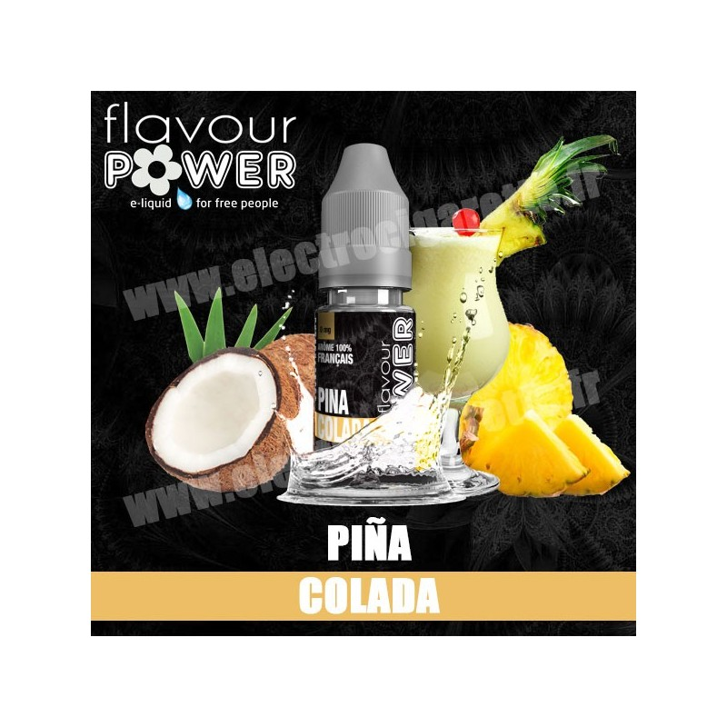 Piña Colada - Flavour Power