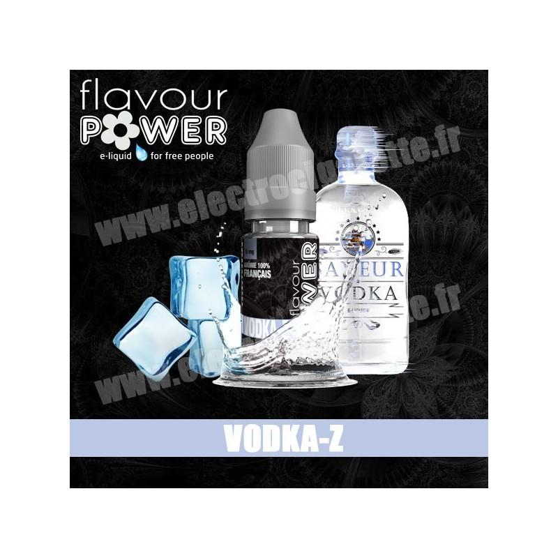 Vodka-Z - Flavour Power