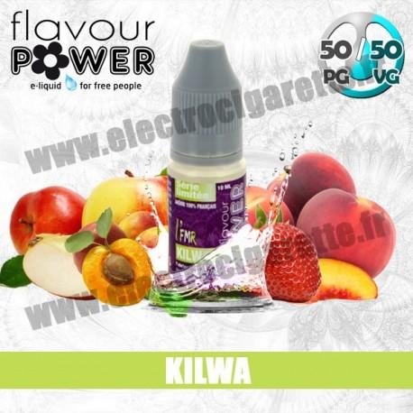 Kilwa - Premium - 50/50 - Flavour Power