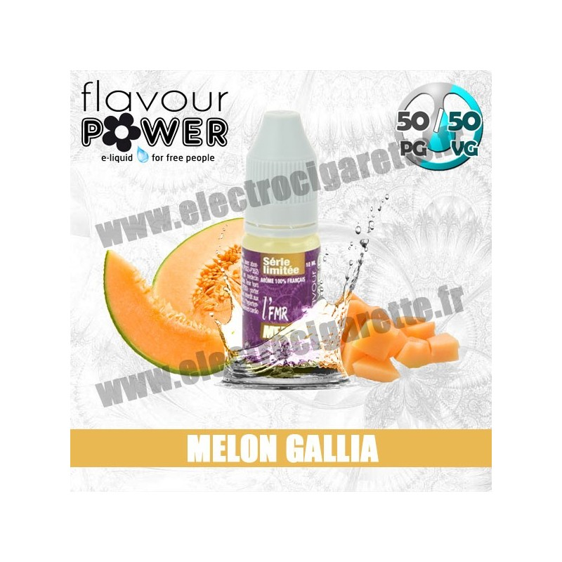 Melon Gallia - Premium - 50/50 - Flavour Power