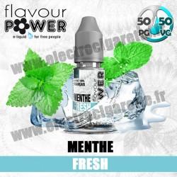 Menthe Fresh - Premium - 50/50 - Flavour Power