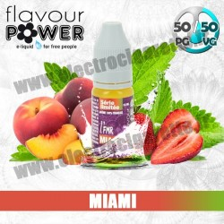 Miami - Premium - 50/50 - Flavour Power