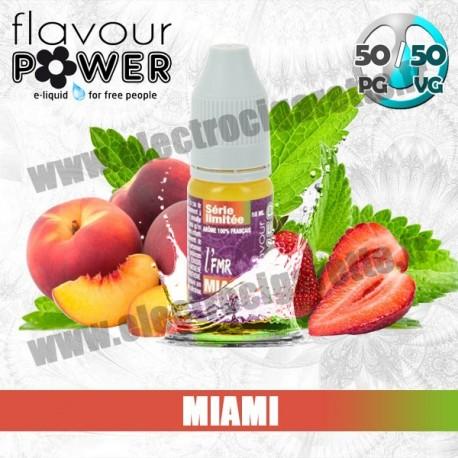 Miami - Premium - 50/50 - Flavour Power
