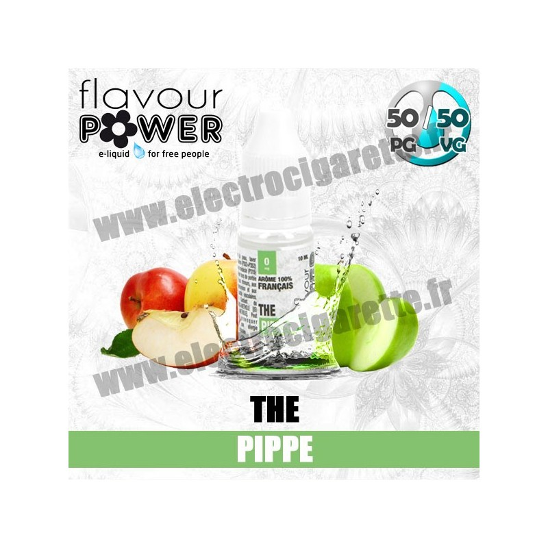 The Pippe - Premium - 50/50 - Flavour Power