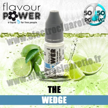 The Wedge - Premium - 50/50 - Flavour Power