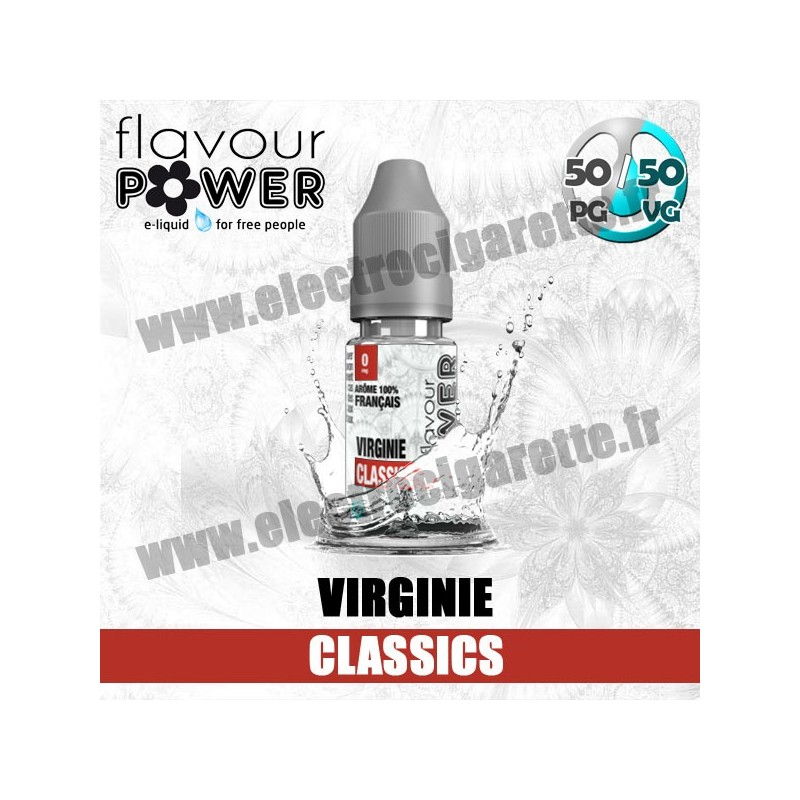 Virginie Classics - Premium - 50/50 - Flavour Power