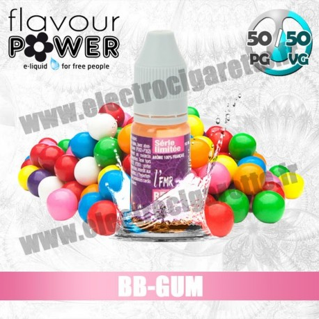 BB-Gum - Premium - 50/50 - Flavour Power