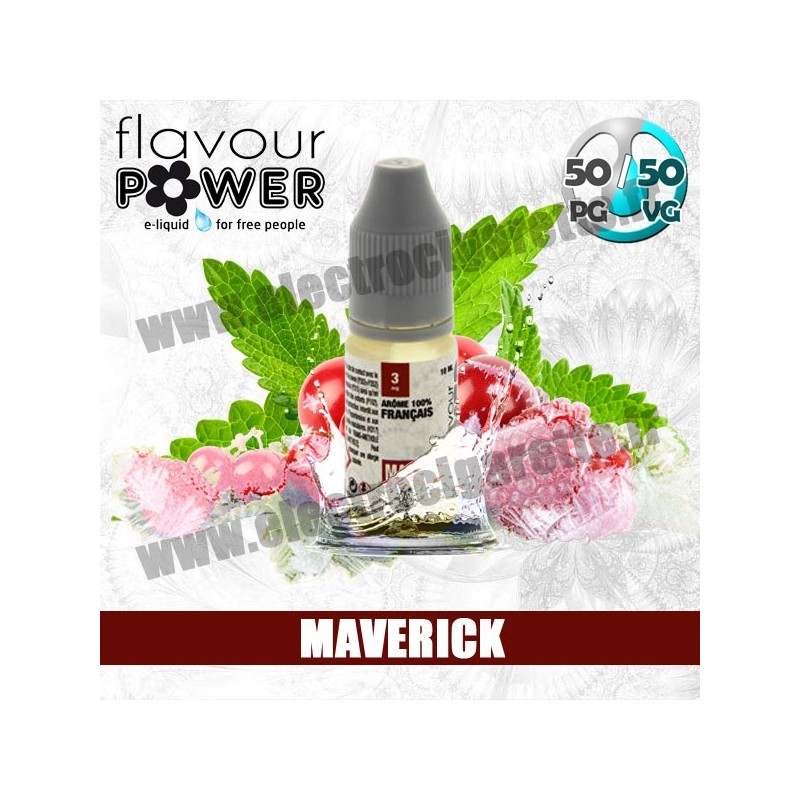 Maverick - Premium - 50/50 - Flavour Power