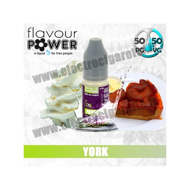 York - Premium - 50/50 - Flavour Power