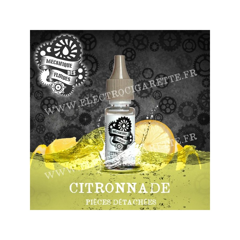 Citronnade - Mecanique des Fluides
