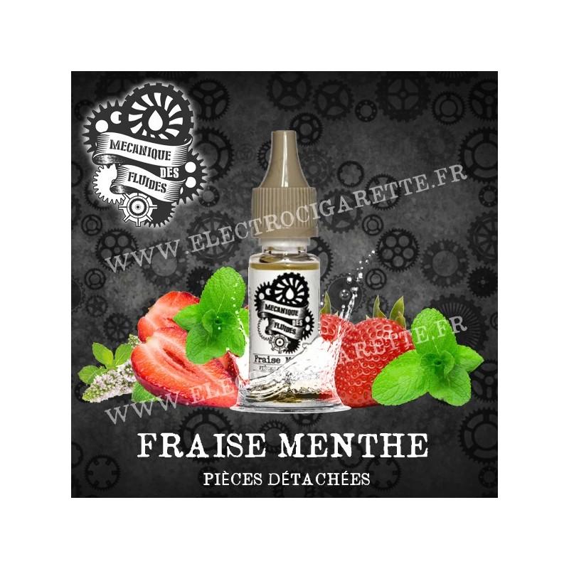 Fraise Menthe - Mecanique des Fluides