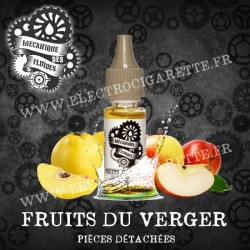 Fruits du Verger - Mecanique des Fluides