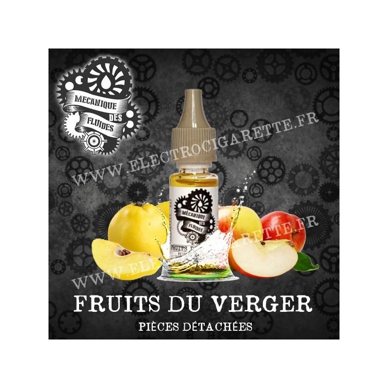 Fruits du Verger - Mecanique des Fluides