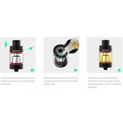 Clearomiseur TFV8 Baby par Smoktech