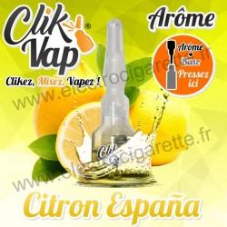 Citron España - ClikVap