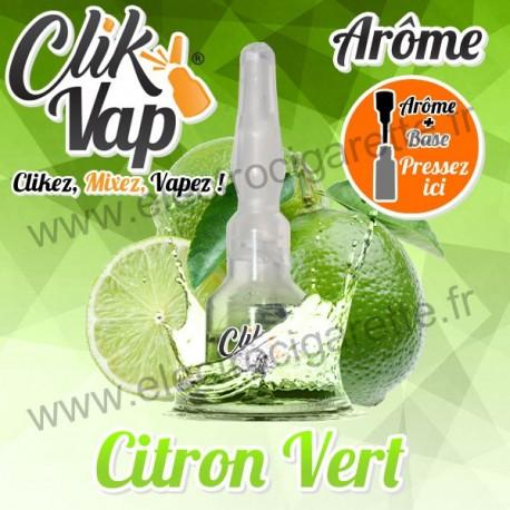 Citron Vert - ClikVap