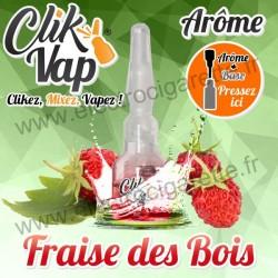 Fraise des Bois - ClikVap