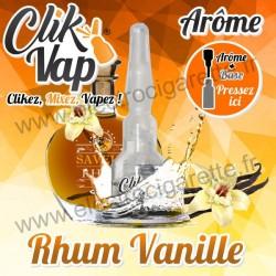 Rhum Vanille - ClikVap