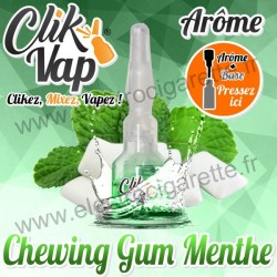 Chewing Gum Menthe - ClikVap
