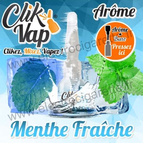 Menthe Fraîche - ClikVap