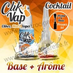 Cocktail - Base et Arôme - ClikVap