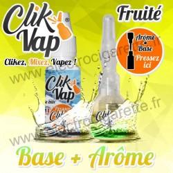 Fruité - Base et Arôme - ClikVap