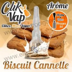 Biscuit Cannelle - ClikVap