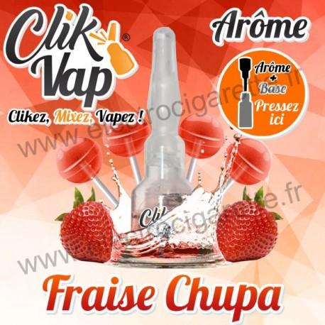 Fraise Chupa - ClikVap