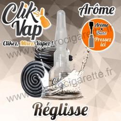 Réglisse - ClikVap